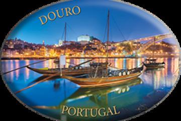 Íman oval Porto 2 - embª 12