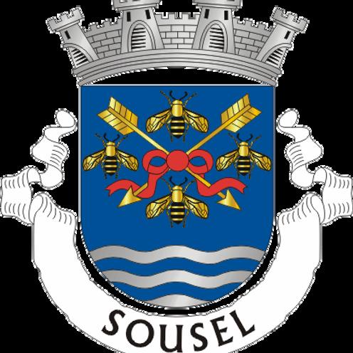 Autocolante Vinil - embª 24 - Sousel