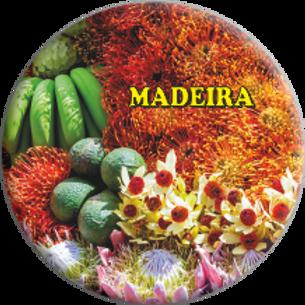 íman 58 Madeira 16 - embª 12