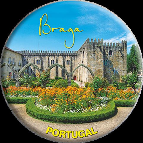 Íman 58mm | Braga 6 | embª 12