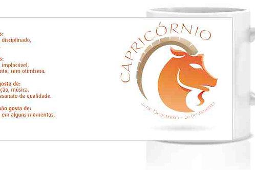 Caneca Capricórnio