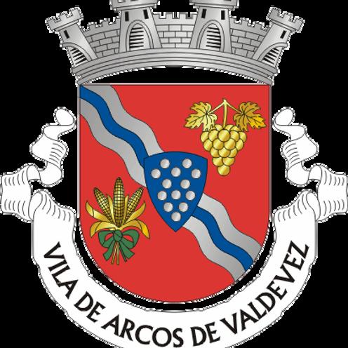 Autocolante Vinil - embª 24 - Arcos de Valdevez