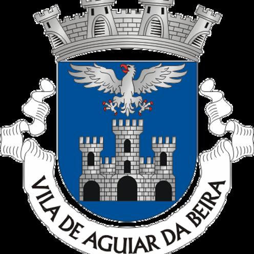 Autocolante Vinil - embª 24 - Aguiar da Beira