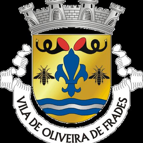 Autocolante Vinil - embª 24 - Oliveira de Frades