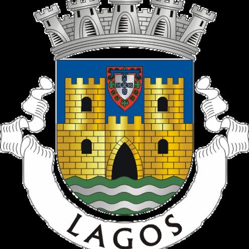 Autocolante Vinil - embª 24 - Lagos