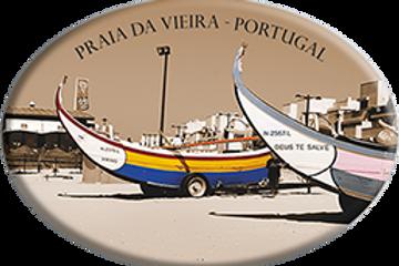 Íman oval 45x65mm | Vieira 10 | embª 12