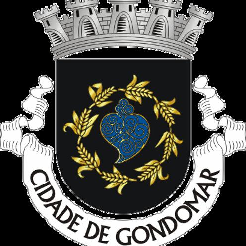 Autocolante Vinil - embª 24 - Gondomar