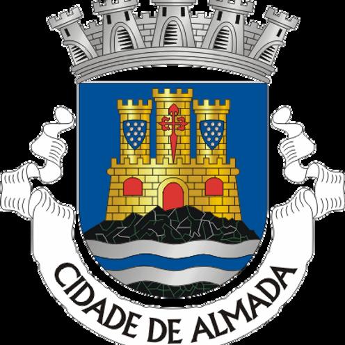 Autocolante Vinil - embª 24 - Almada
