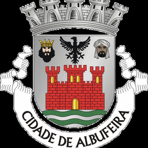 Autocolante Vinil - embª 24 - Albufeira