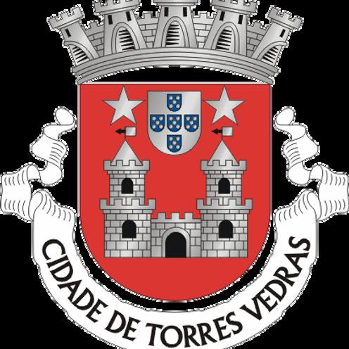 Autocolante Vinil - embª 24 - Torres Vedras