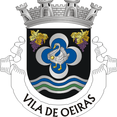 Autocolante Vinil - embª 24 - Oeiras
