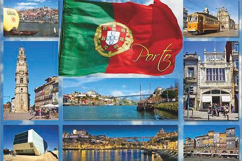 Porto 20 - embª 50
