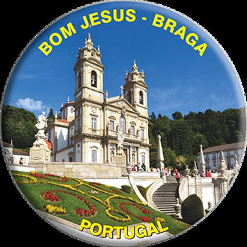 Íman 58mm | Braga 3 | embª 12