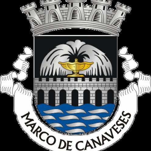 Autocolante Vinil - embª 24 - Marco de Canaveses