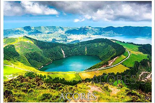 Postal Açores 3 - embª 50
