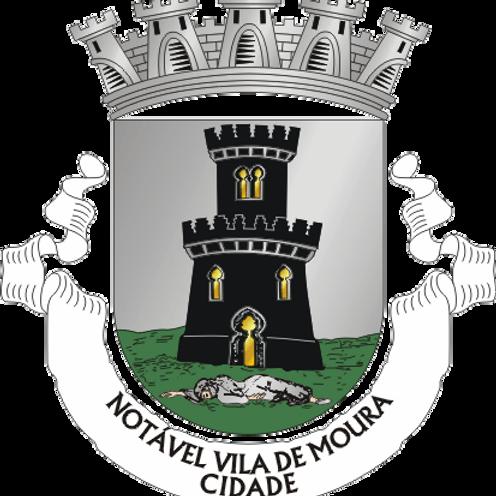 Autocolante Vinil - embª 24 - Moura