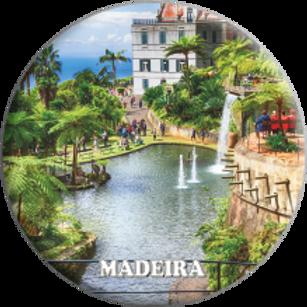 íman 58 Madeira 21 - embª 12