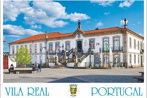 Postais Vila Real 6 - embª 50