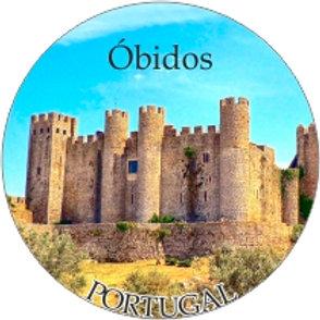 íman 58 - embª 24 - Óbidos 2