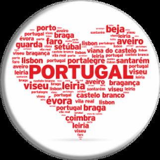 íman 58mm | Portugal 12 | embª 12