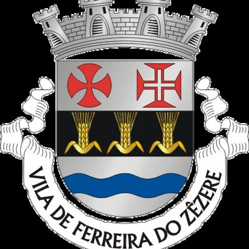 Autocolante Vinil - embª 24 - Ferreira do Zêzere