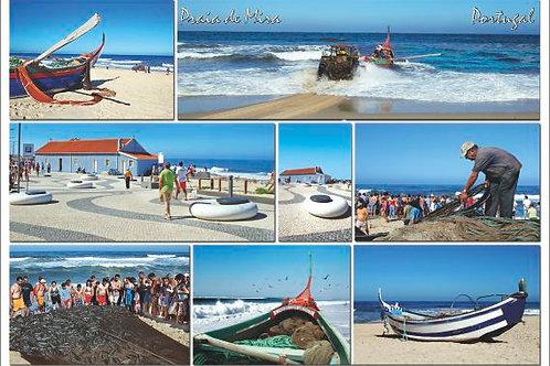 Postal Praia de Mira 5 - embª 50
