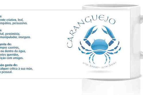 Caneca Carangueijo