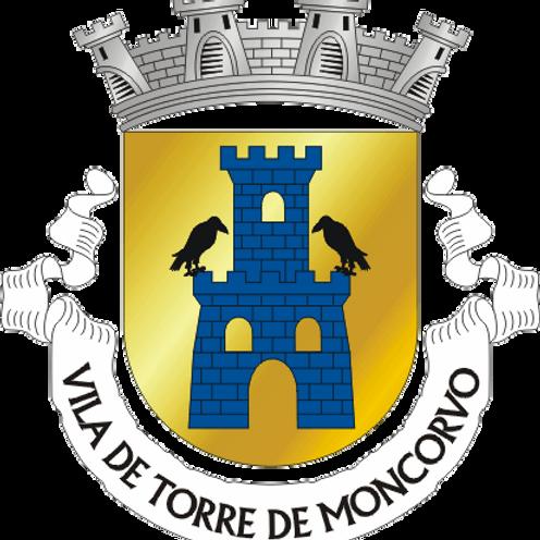 Autocolante Vinil - embª 24 - Torre de Moncorvo