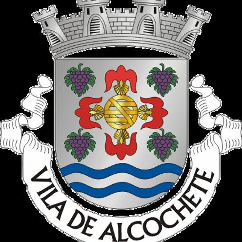 Autocolante Vinil - embª 24 - Alcochete