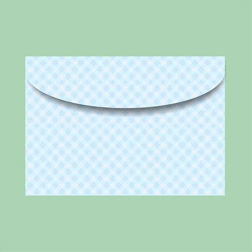 Envelope Azul - embalagem de 50