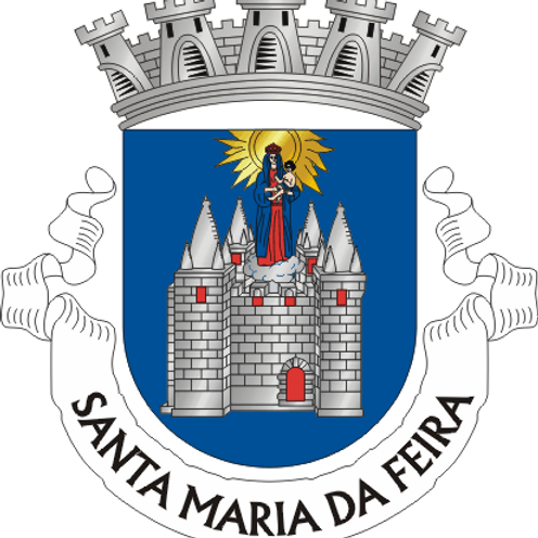 Autocolante Vinil - embª 24 - Santa Maria da Feira