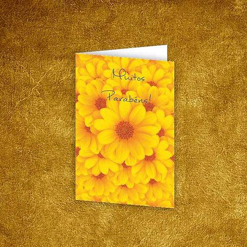 Mini Cartão com envelope - embª 12 - refª 07