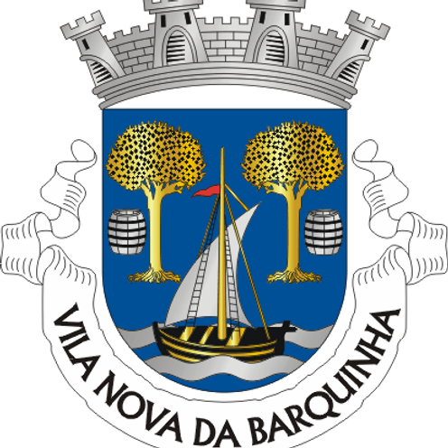 Autocolante Vinil - embª 24 - Vila Nova da Barquinha