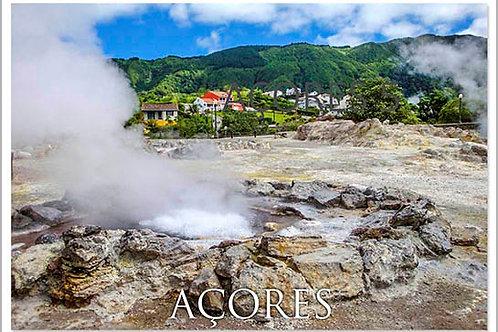 Postal Açores 5 - embª 50