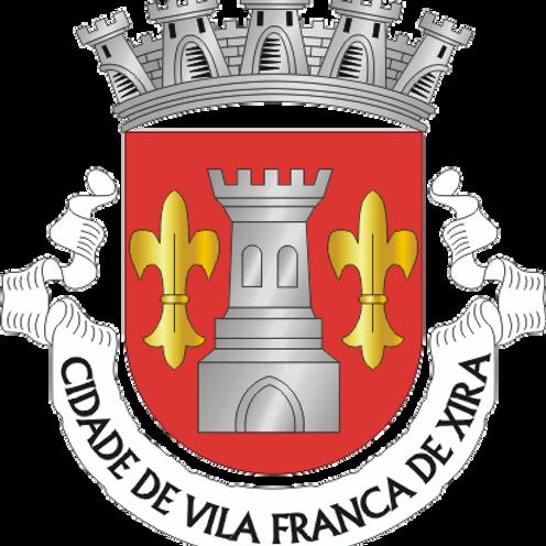 Autocolante Vinil - embª 24 - Vila Franca de Xira