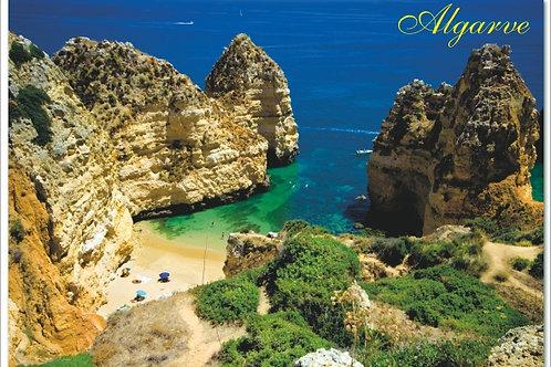 Postal Algarve 6   embª 50