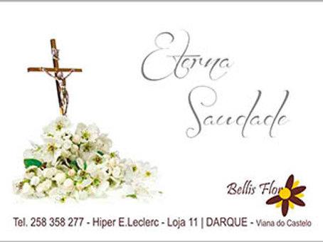 Cartão Condolências 3 - embª 108