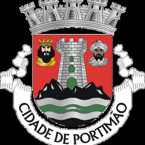 Autocolante Vinil - embª 24 - Portimão