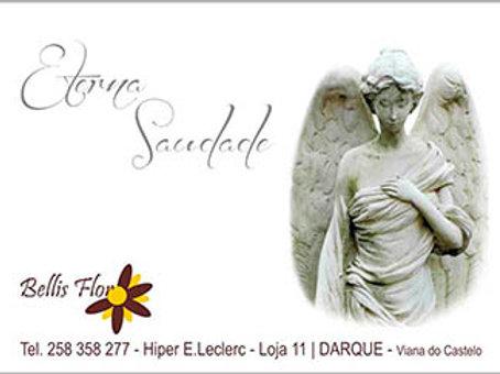 Cartão Condolências 5 - embª 108