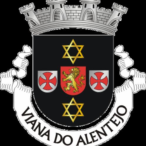 Autocolante Vinil - embª 24 - Viana do Alentejo