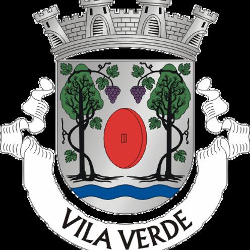 Autocolante Vinil - embª 24 - Vila Verde