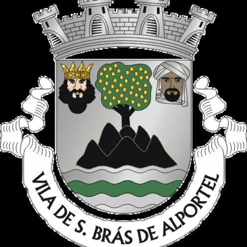 Autocolante Vinil - embª 24 - São Brás de Alportel
