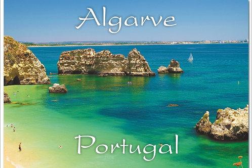 Postal Algarve 10   embª 50
