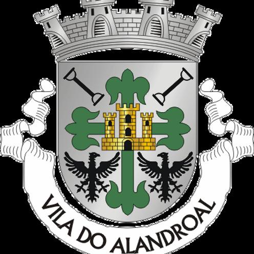 Autocolante Vinil - embª 24 - Alandroal