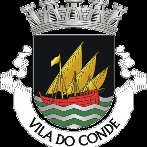 Autocolante Vinil - embª 24 - Vila do Conde