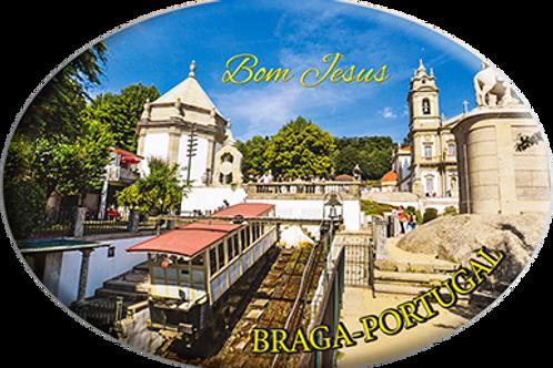 Íman 45x65 | Braga 5 | embª 12
