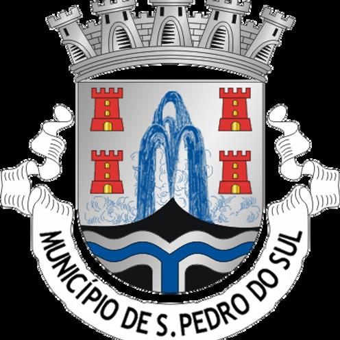 Autocolante Vinil - embª 24 - São Pedro do Sul