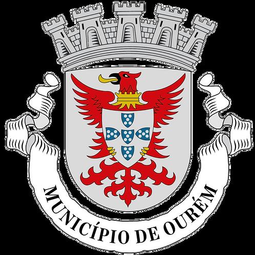 Autocolante Vinil - embª 24 - Ourém
