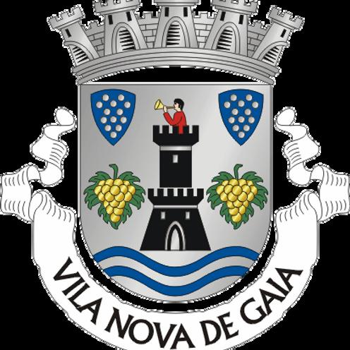 Autocolante Vinil - embª 24 - Vila Nova de Gaia