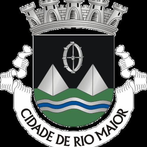 Autocolante Vinil - embª 24 - Rio Maior